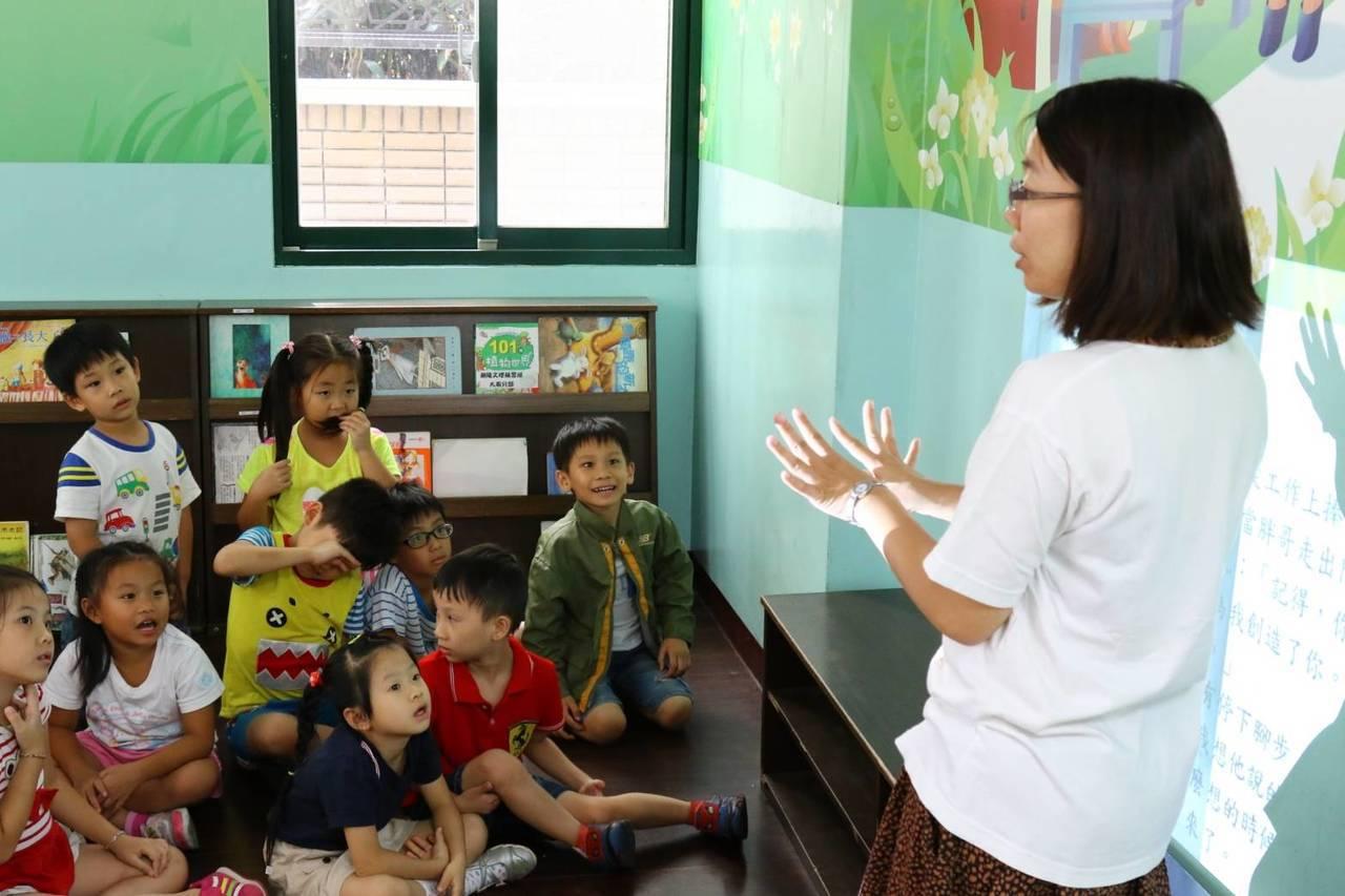 朝陽文理補習班營造優質教學環境。圖/朝揚文理補習班提供