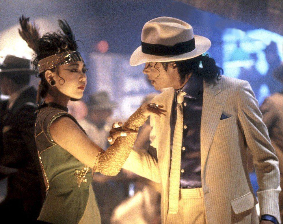 「外星戰將」是麥可傑克森的炫目歌舞秀集錦。/摘自imdb