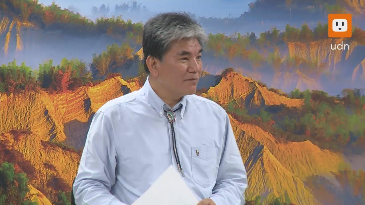 高雄市長韓國瑜請出內政部前部長李鴻源,針對高雄做出治水規劃。記者龔盈全/攝影