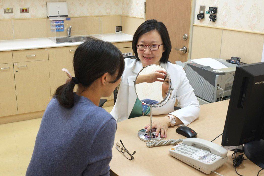 9天連假醫美醫師都接到不少年節前的預約。圖/安南醫院提供