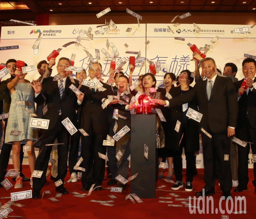 導演王小棣跨國戲劇「你那邊怎樣.我這邊OK」,中午舉行台星聯合開鏡記者會,攜手新...