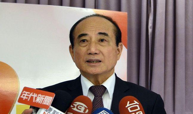 前立法院長王金平。 聯合報系資料照