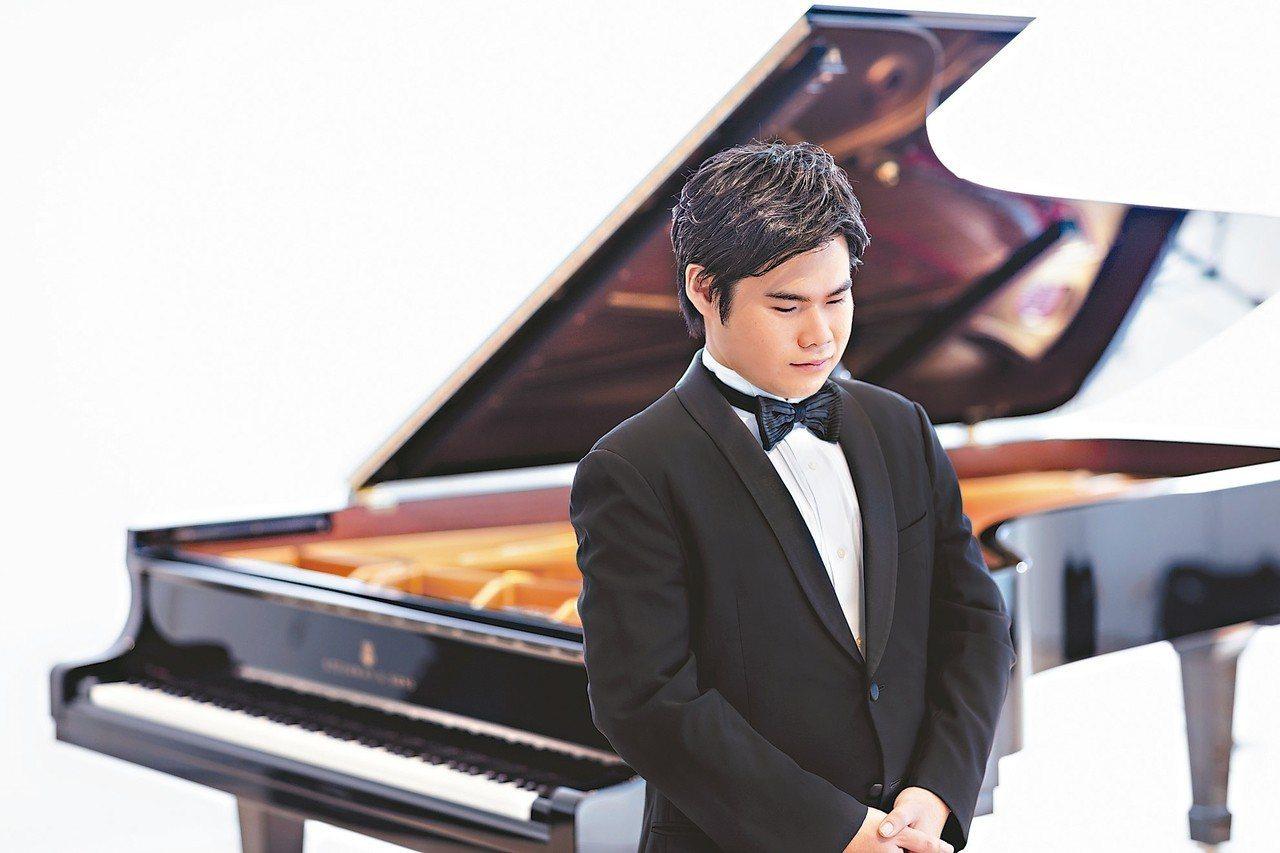 國際知名盲人鋼琴家辻井伸行即將來台演出。 圖/版權所有Yuji Hori