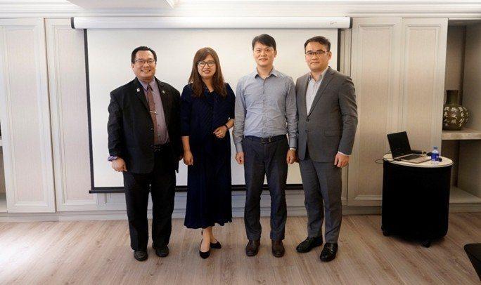 台灣美學文創發展協會產業聯盟會長林沛珍舉辦了「養生之水」講座,以日常生活最常見的...