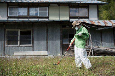 福島・現在(四):「除汙」——除不盡的輻射汙土