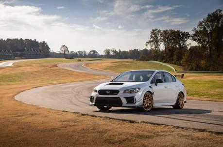 終於有左駕!Subaru WRX STI S209降臨北美 341匹限量200台