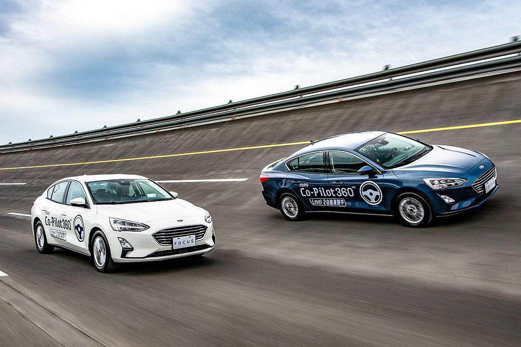 全新第四代Ford Focus搭載1.5L EcoBoost渦輪引擎,具備最佳平...