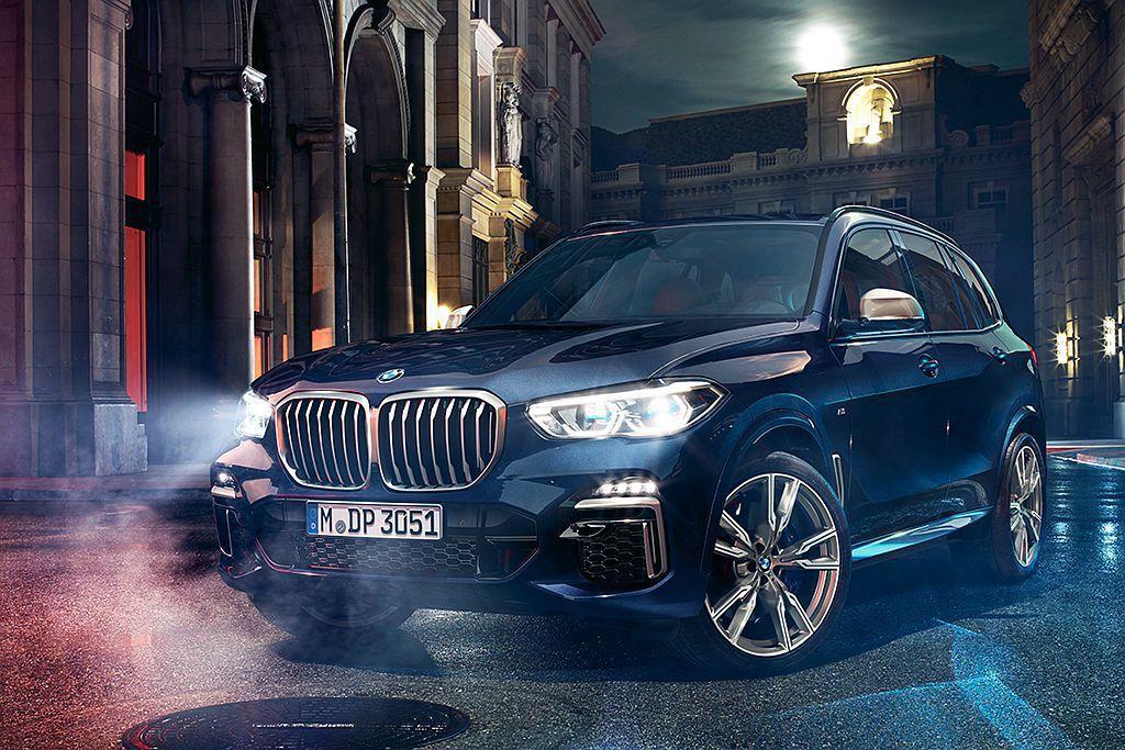 去年底就已經發表的全新第四代BMW X5豪華運動休旅車,這次則是補上xDrive...