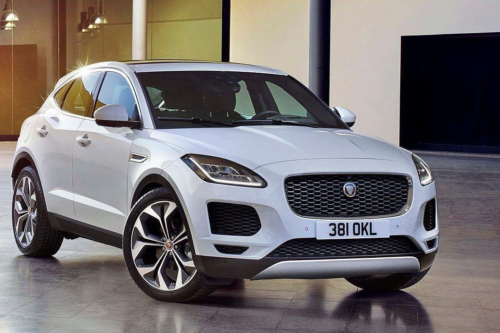 去年11月就現身新車油耗測試名單中的Jaguar E-PACE,這次則是送測動力設定較低的車型,平均油耗為16.8km/L表現。 圖/Jaguar提供