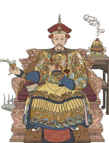 圖/摘自《皇上吃什麼》