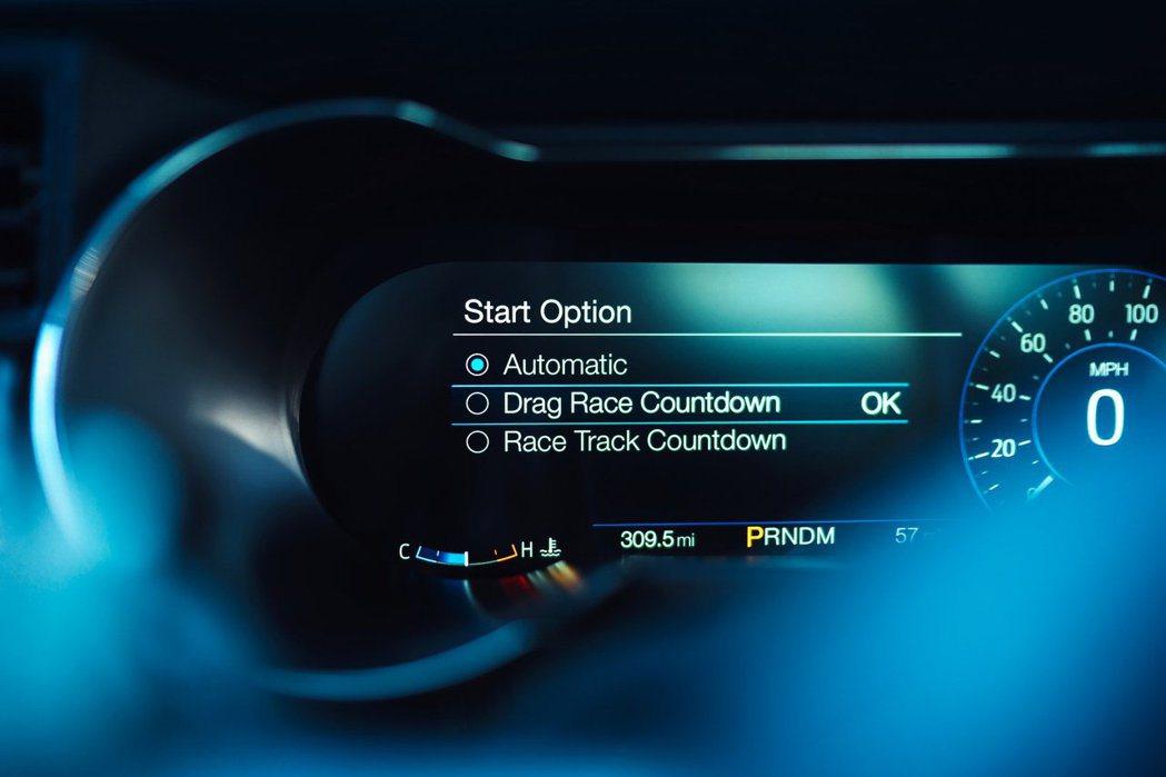 12吋的虛擬液晶儀表已經成為車系標配。 摘自Ford