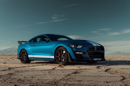700hp眼鏡蛇王誕生Ford Mustang Shelby GT500正式發表!