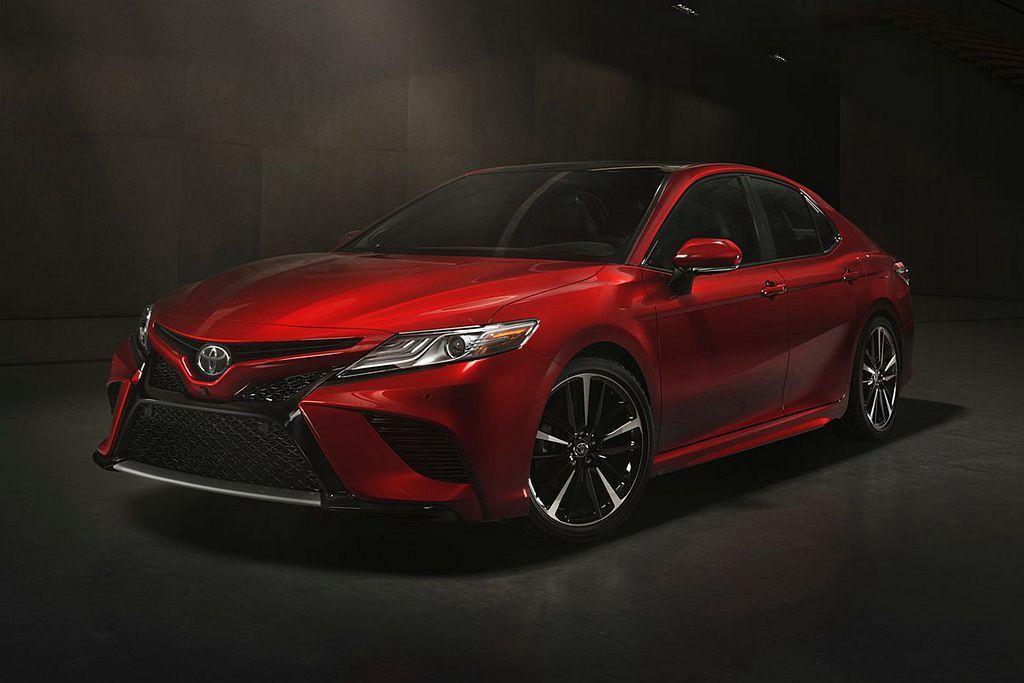 雖然房車銷售節節敗退,但還是日系車廠的天下當中新世代Toyota Camry表現...
