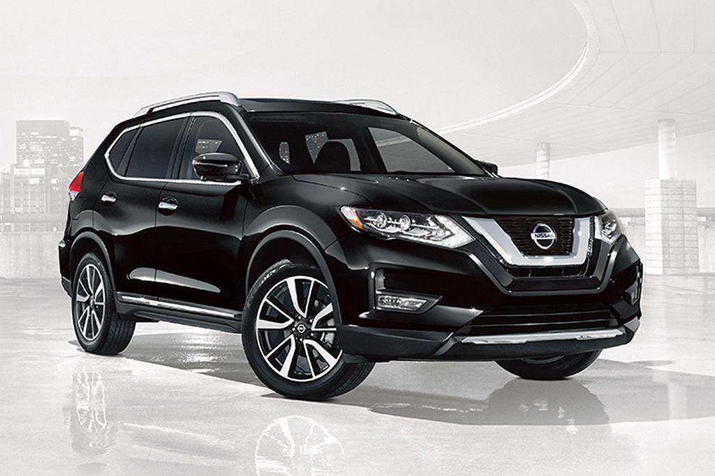 Nissan Rogue去年在美國市場以41.2萬輛銷售量排名第五。 圖/Nis...