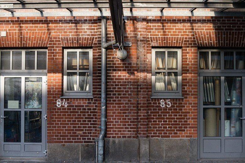 位於漢堡Sternschanze區的舊牲畜賣場一隅。 圖/取自MoWePhoto...