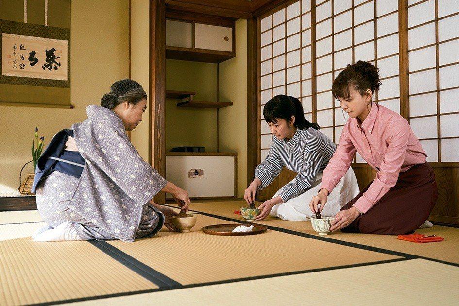 「日日是好日」故事溫馨,講述日本茶道的故事,影后黑木華、樹木希林及多部未華子共同...