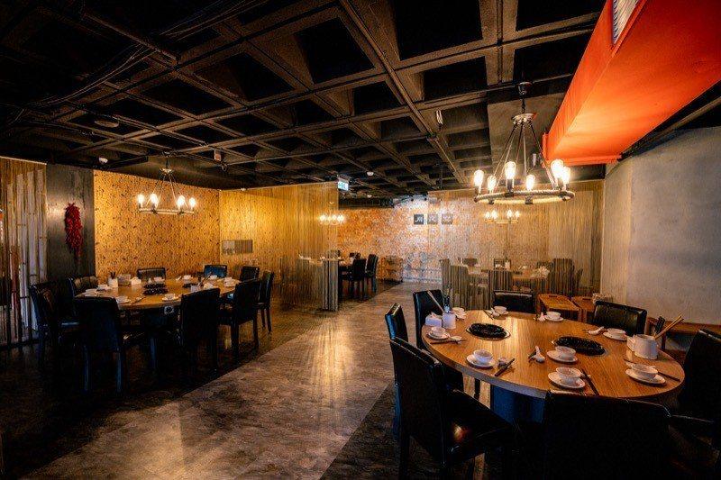 用餐空間約有132坪寬敞舒適。