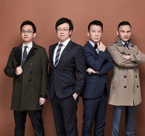 ▸ 林亮辰醫師、彭賢禮醫師、鄭國良醫師、林上立醫師