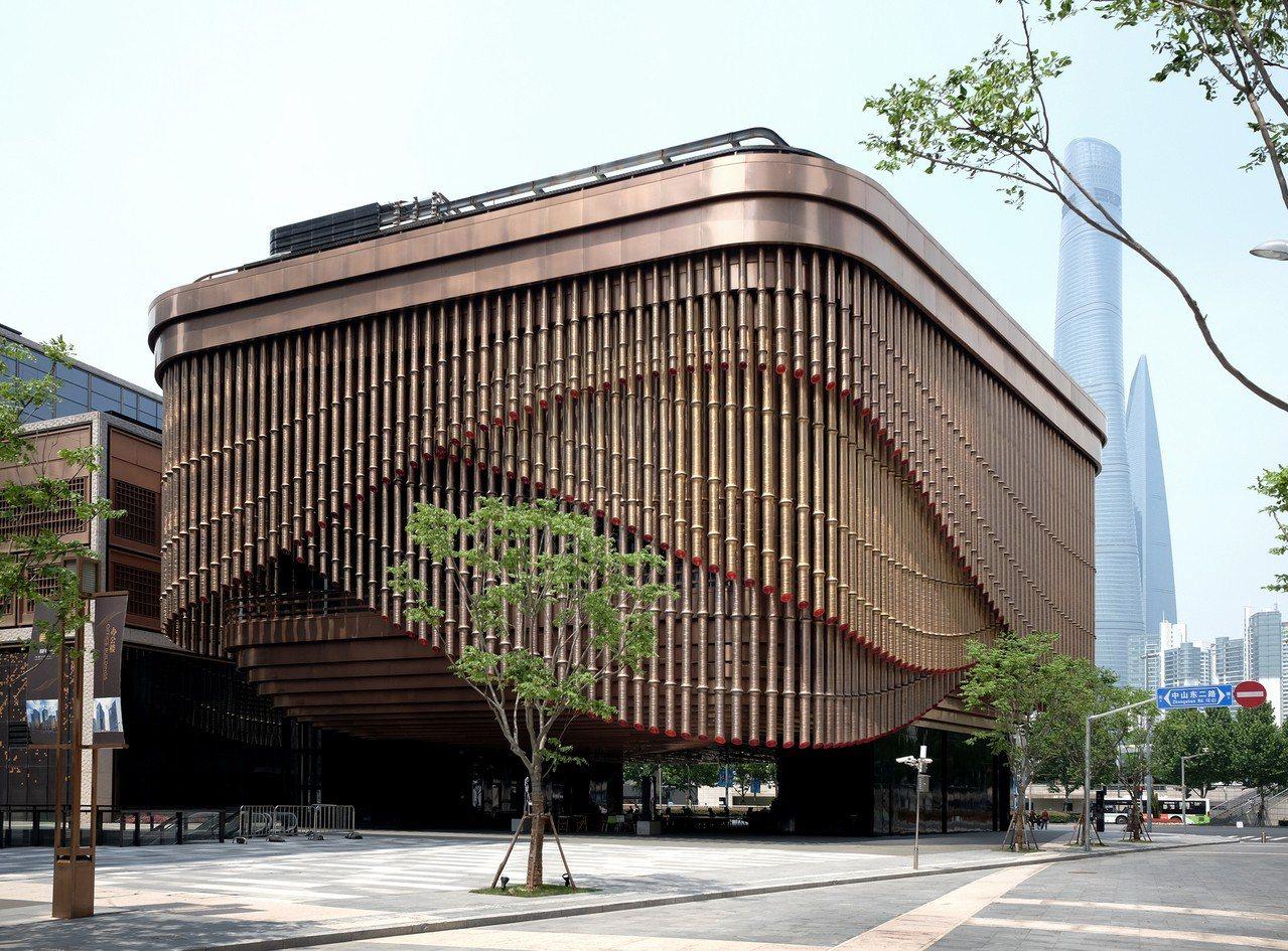 具展演和藝術一體的復星藝術中心
