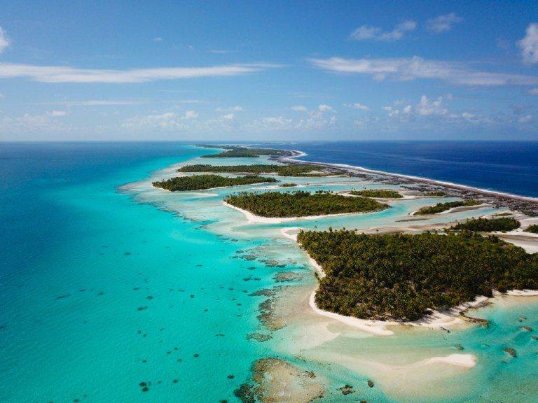 隨便一個角度看過去,這個島也像去了另一個星球般的夢幻 圖文來自於:TripPlu...