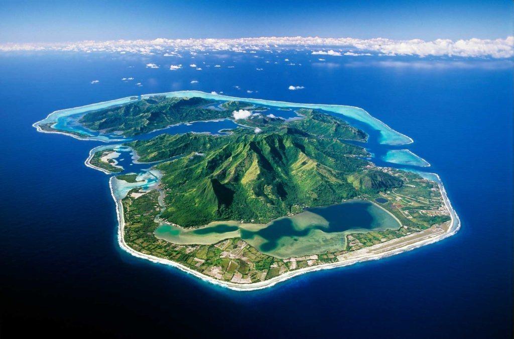 胡阿希內島 (Photo Credit: welcome-tahiti)