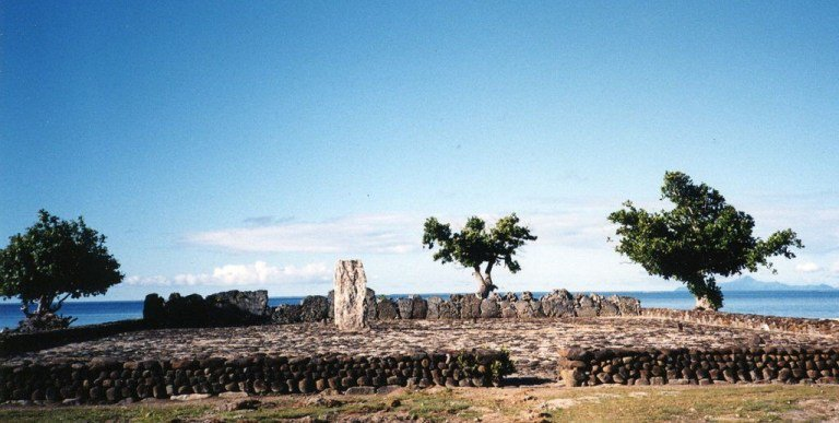 Marae Taputapuatea文化遺跡 圖文來自於:TripPlus