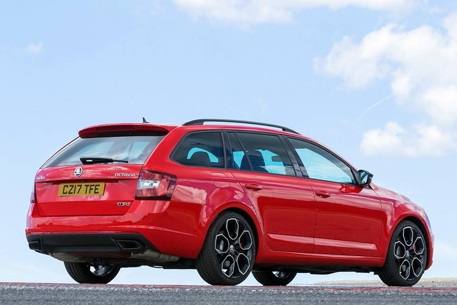 大改款SKODA Octavia今年發表 結合Coupe外型與電能輔助動力!