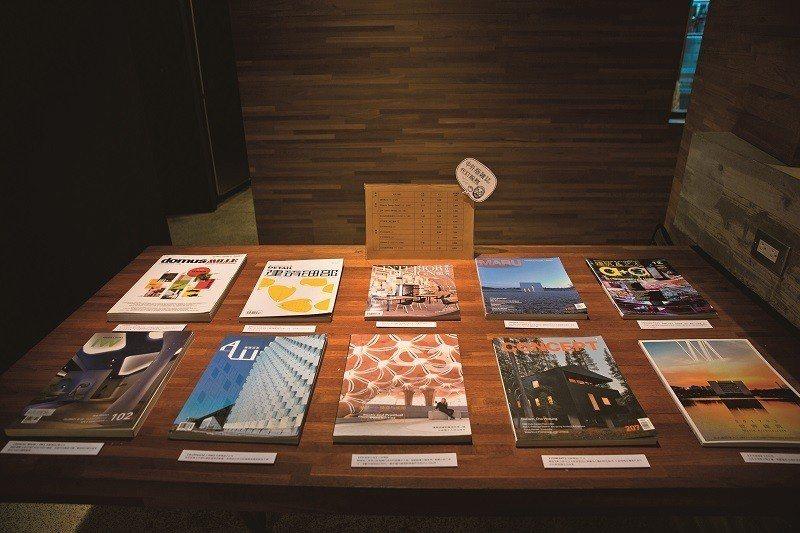 Boven有許多市面上較少見的雜誌。(攝影/林煒凱)
