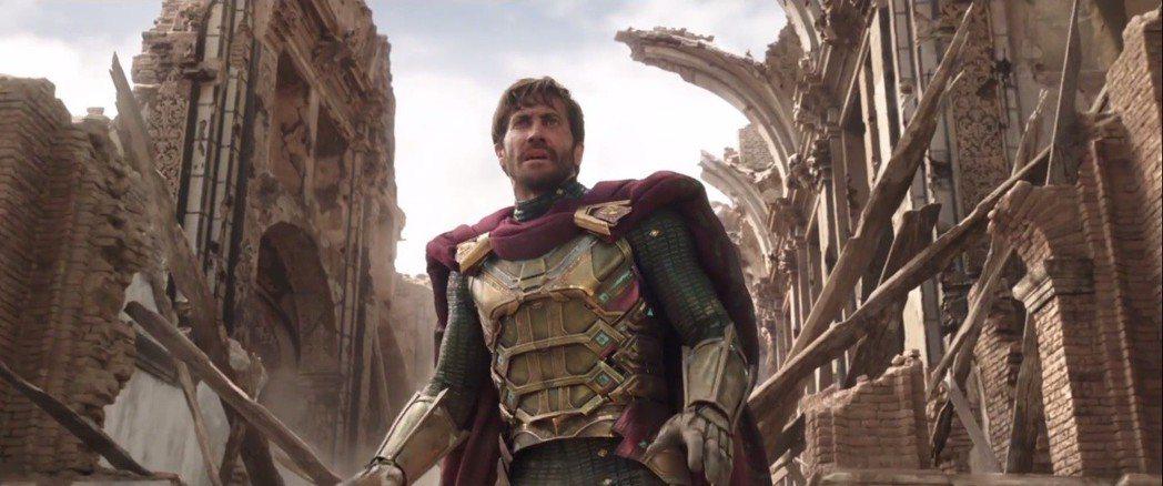 傑克葛倫霍加入「蜘蛛人:離家日」,角色備受矚目。圖/翻攝自YouTube
