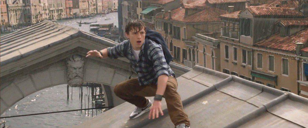 湯姆霍蘭德再次挑大梁主演「蜘蛛人:離家日」。圖/翻攝自YouTube