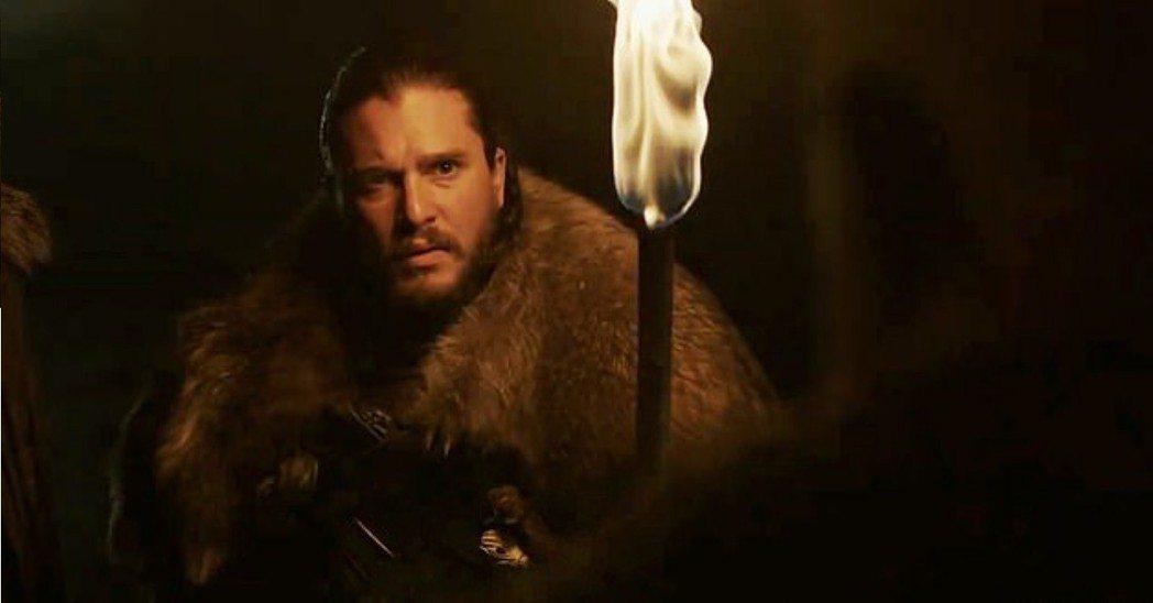 「冰與火之歌:權力遊戲」最終季4月中旬首播,未推出已經先轟動。圖/摘自twitt