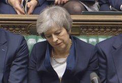 英國國會明天表決不信任案 怎麼運作?