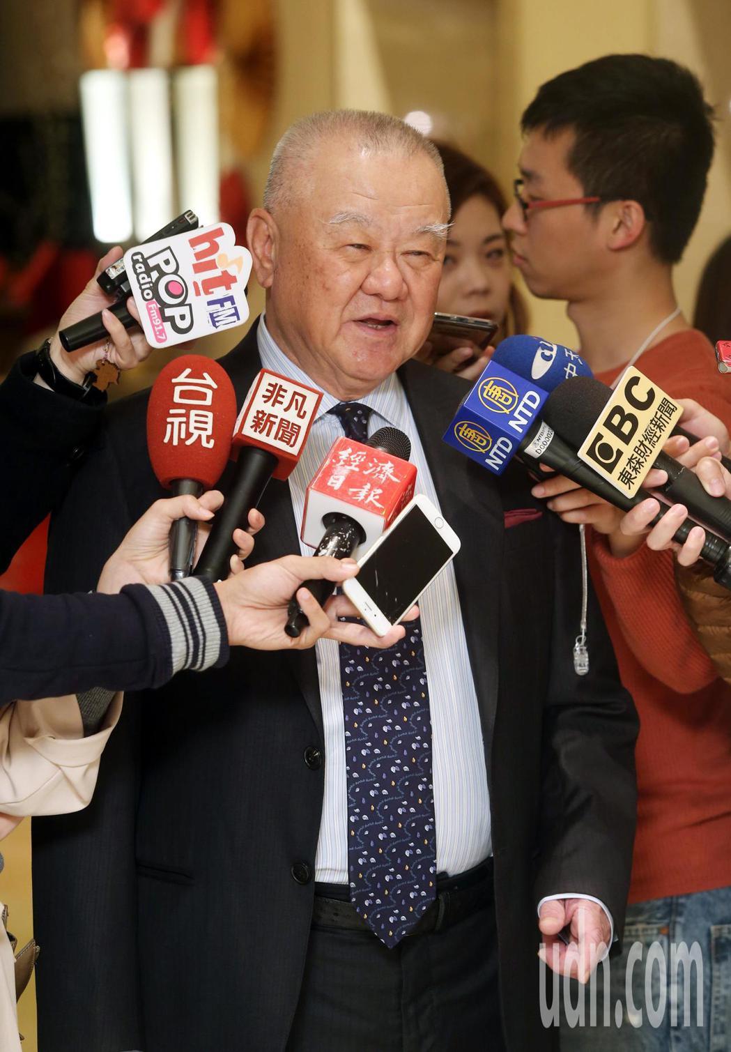 三三會副理事長林伯豐(圖)期許新內閣能產創例能擴大,希望有機會與蘇貞昌見面。記者...