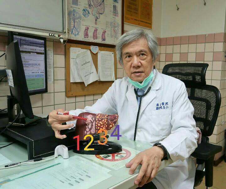 南基醫院肝膽腸胃科主任陳志仁表示,C肝新藥健保納入給付,病患不用擔心高昂藥價,趕...