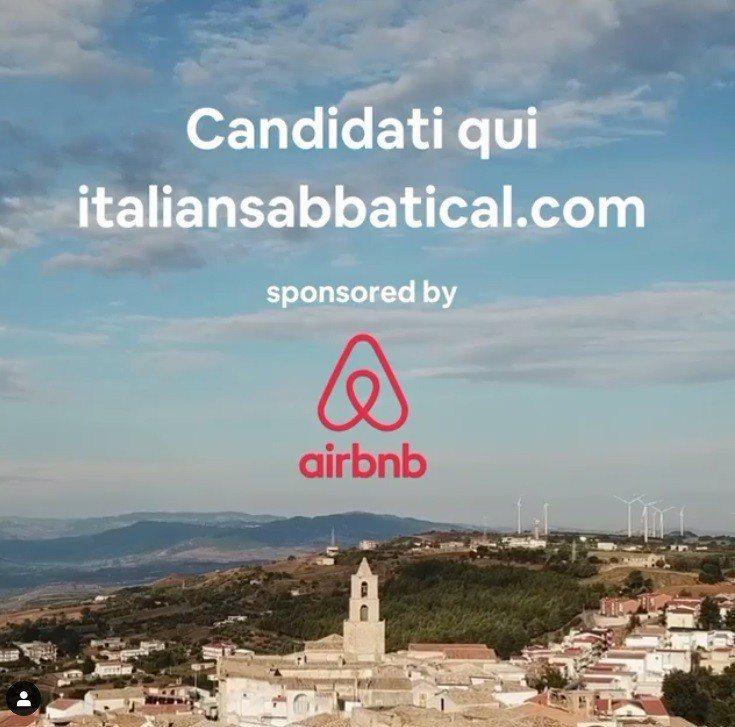 Airbnb要找幸运儿!免费到义大利村庄体验三个月