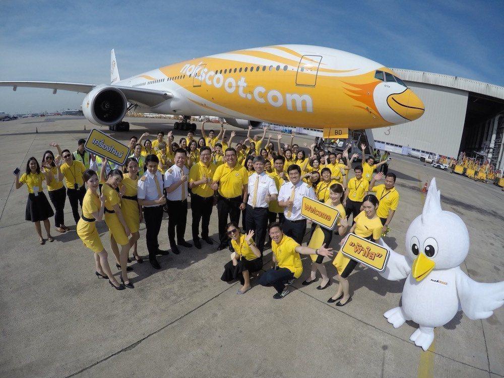 酷鳥航空推出台北─曼谷單程222元的限時促銷。圖/酷鳥航空提供