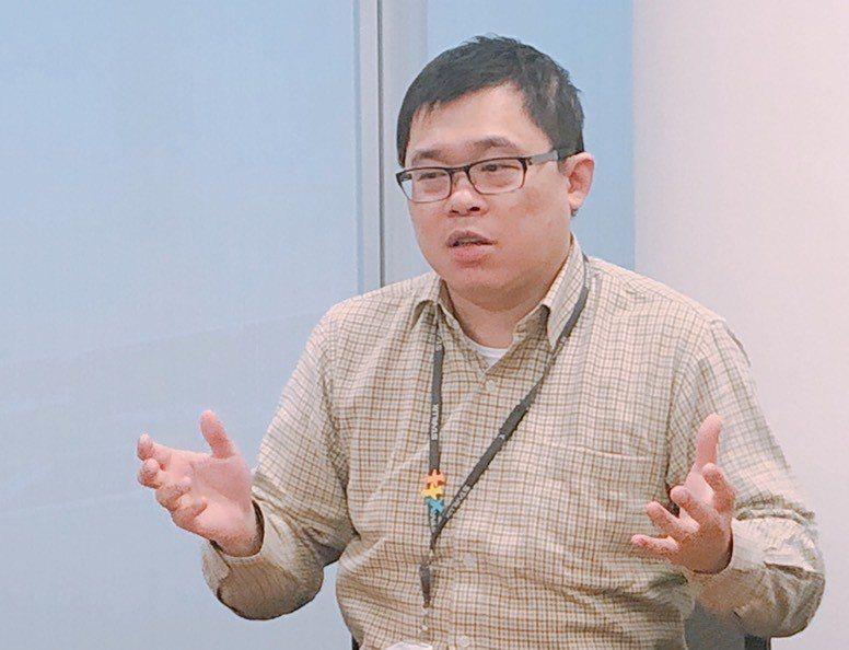 星宇航空董事長張國煒。記者侯俐安/攝影