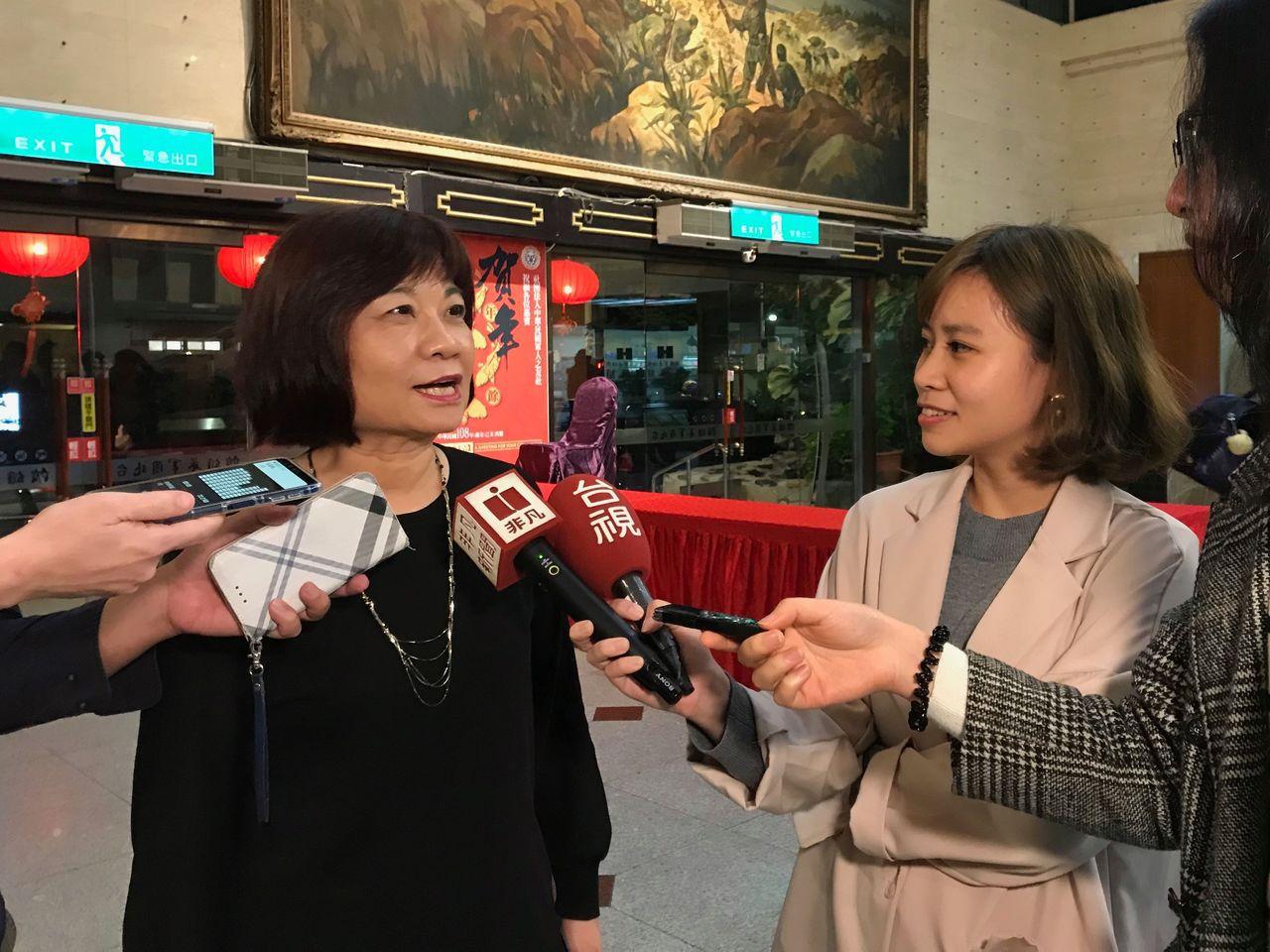 國發會主委陳美伶(圖左)。記者林于蘅/攝影