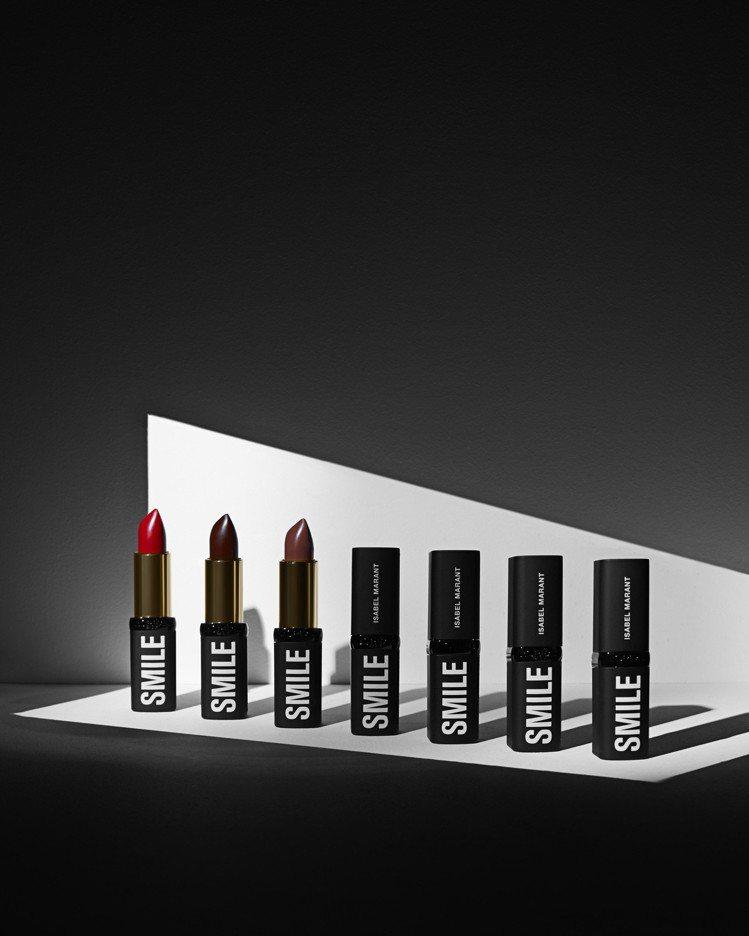 巴黎萊雅與法國時尚設計師Isabel Marant合作推出首次限量聯名彩妝「L'...