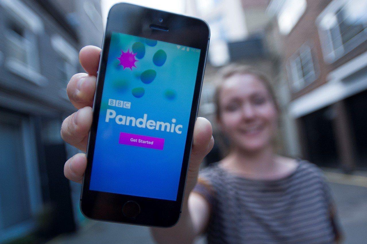 英國BBC開發流行病應用程式「Pandemic」 APP,邀請民眾參與模擬致命流...