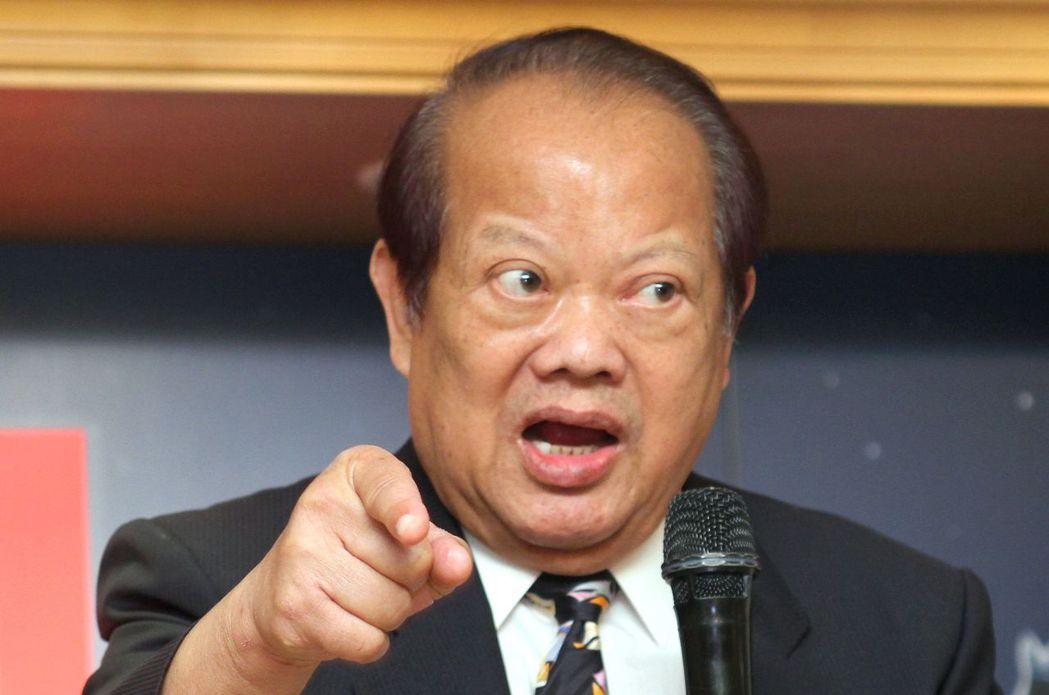 蘇南成在任內設立「馬上辦中心」,政績獲得民意高度支持。圖/聯合報系資料照片