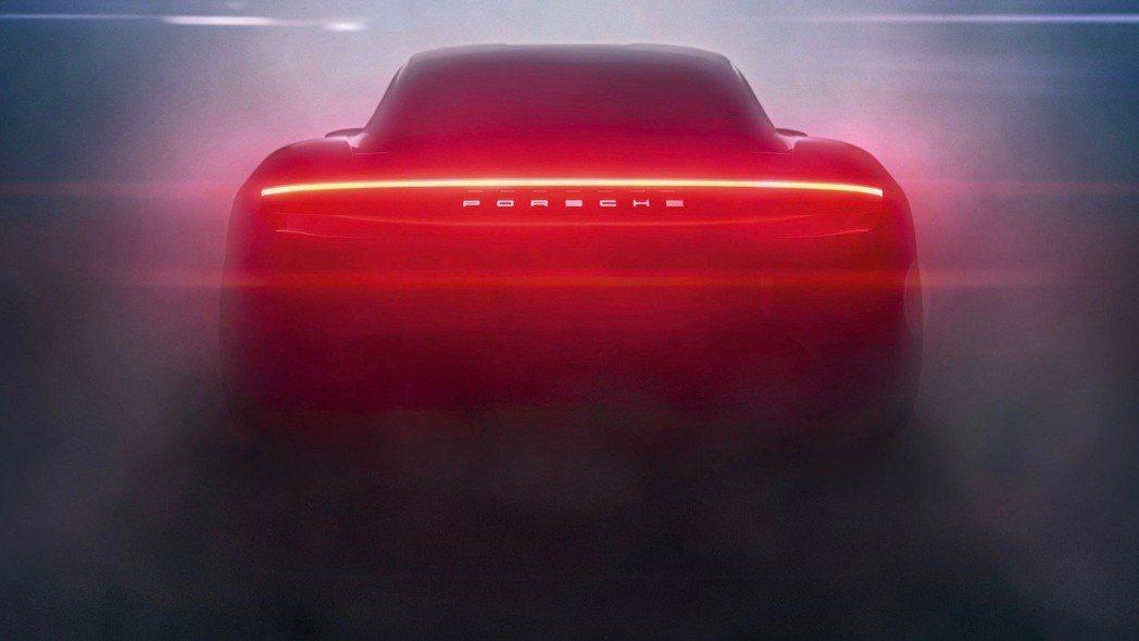 Porsche Taycan尚未發表但在台接單量已破360台。 摘自Porsche