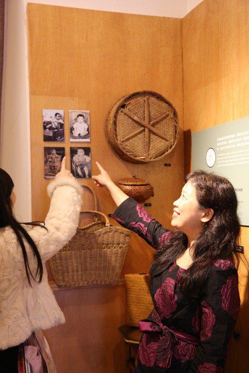 源於愛物惜物的精神,迪化二O七博物館於農曆春節前推出「舊的不去-修補的故事」特展...