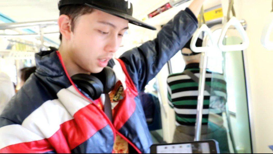 孫安佐。 圖/擷自Youtube