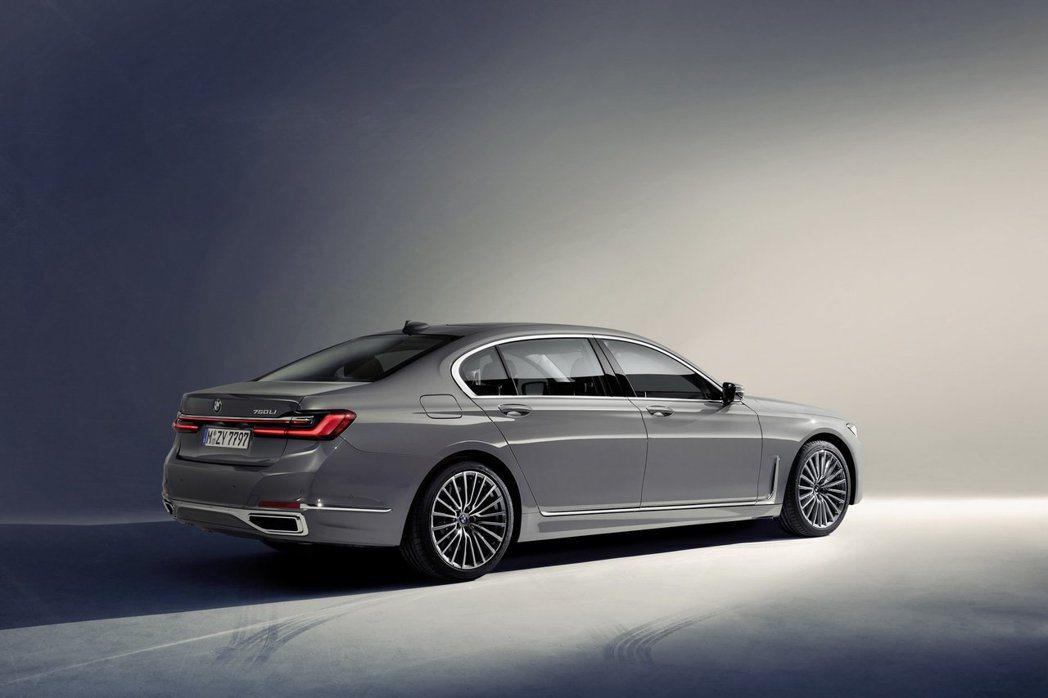 BMW 7 Series LCI預計在今年四月正式上市。