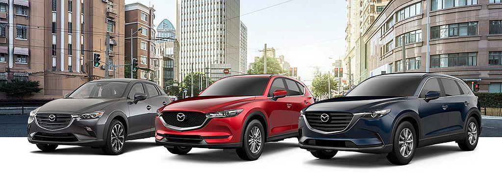Mazda汽車在美國擁有三款休旅陣容(CX-3、CX-5、CX-9),就算一般乘...