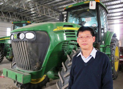 張耀裕說,斗南鎮農會自詡為產銷分工體制者,由農民與農會分工合作,共同解決產銷問題...