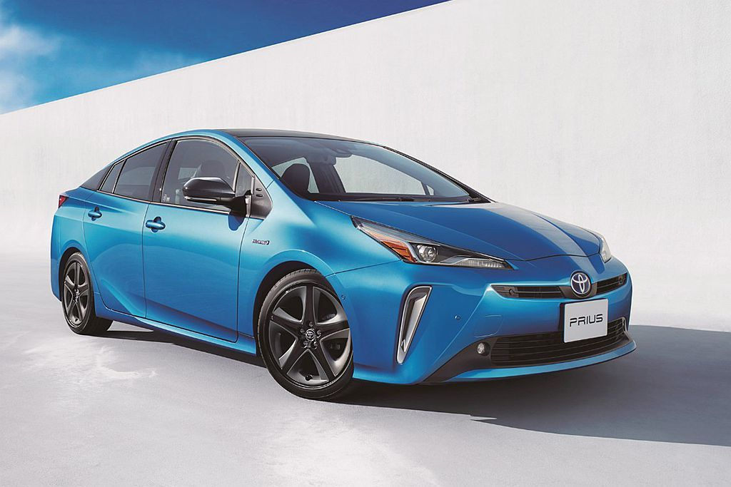 Toyota Prius 圖/Toyota提供