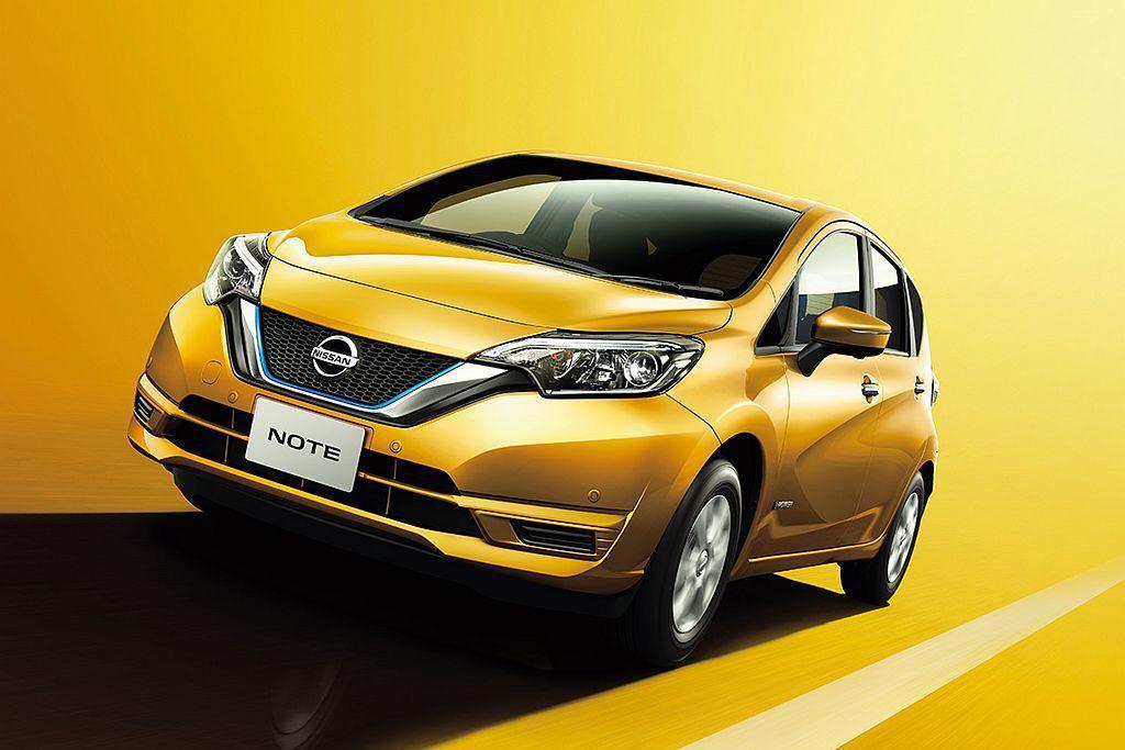 Nissan Note歷經數月與Toyota Prius、Aqua的月銷售冠軍纏...