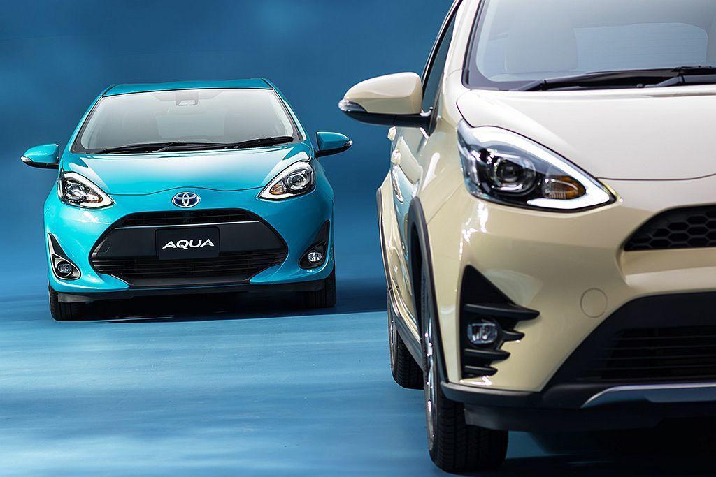 原本有望成為日本乘用車銷售冠軍的Toyota Aqua,去年敗給了Nissan ...